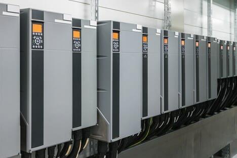 Hệ thống biến tần danfoss fc 302