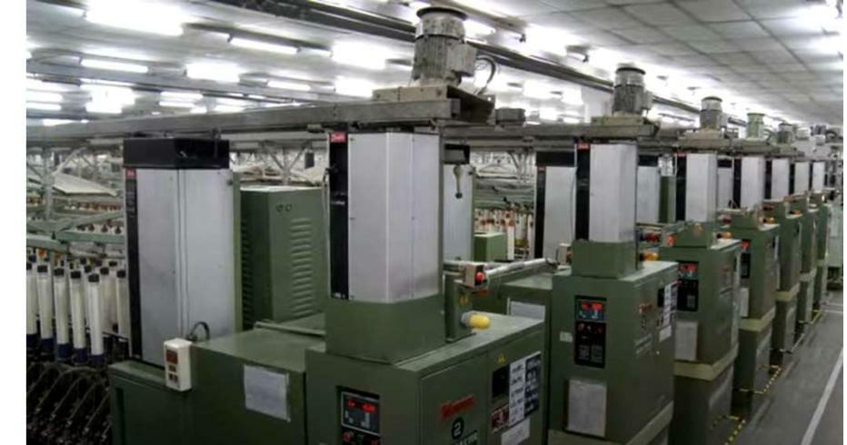 biến tần danfoss cho nhà máy dệt Ramco Group