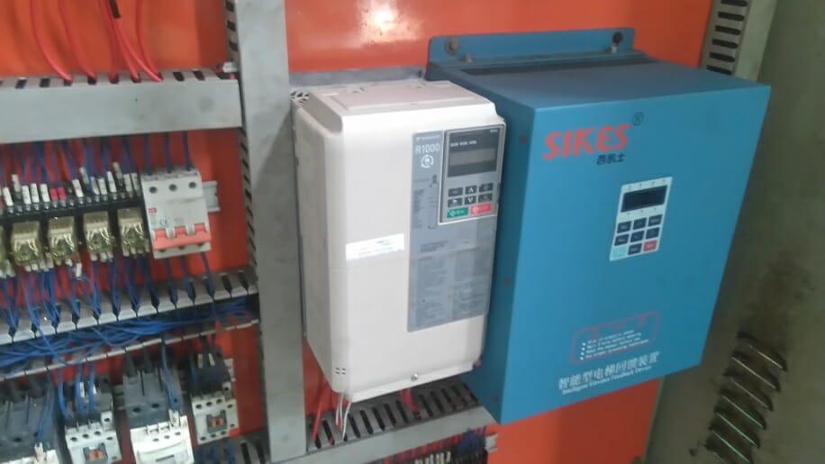 16 Regenerative braking unit Sikes Yaskawa R1000